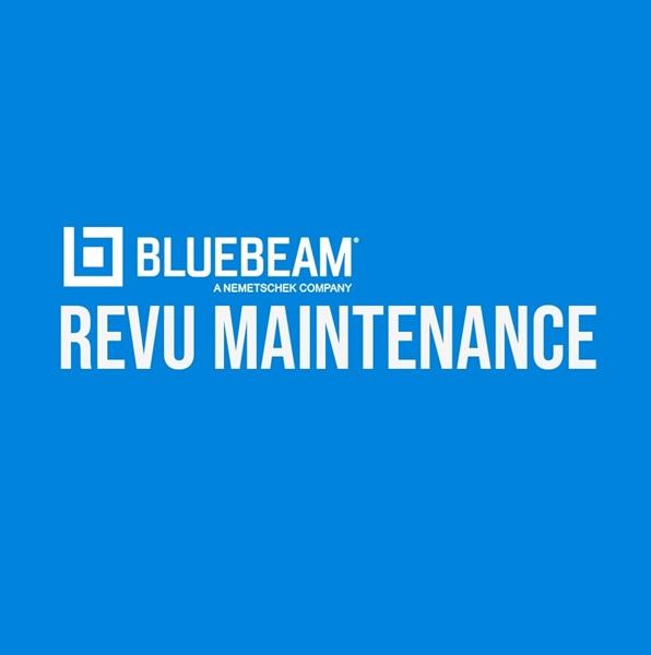 Revu Maintenance