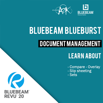 BLUEBEAM BLUEBURST - DOCUMENT MANAGEMENT