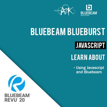 BLUEBEAM BLUEBURST - JAVASCRIPT