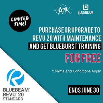 Bluebeam Revu 20 Standard bundle