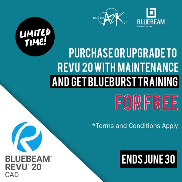 Bluebeam Revu 20 CAD bundle